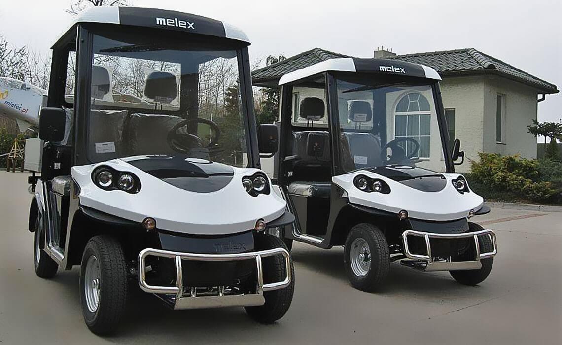 Assistenza Golf Car Melex