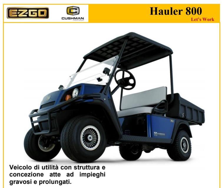 Golf Car Nuova 2 Posti Cassone Di Carico 360kg Prezzi