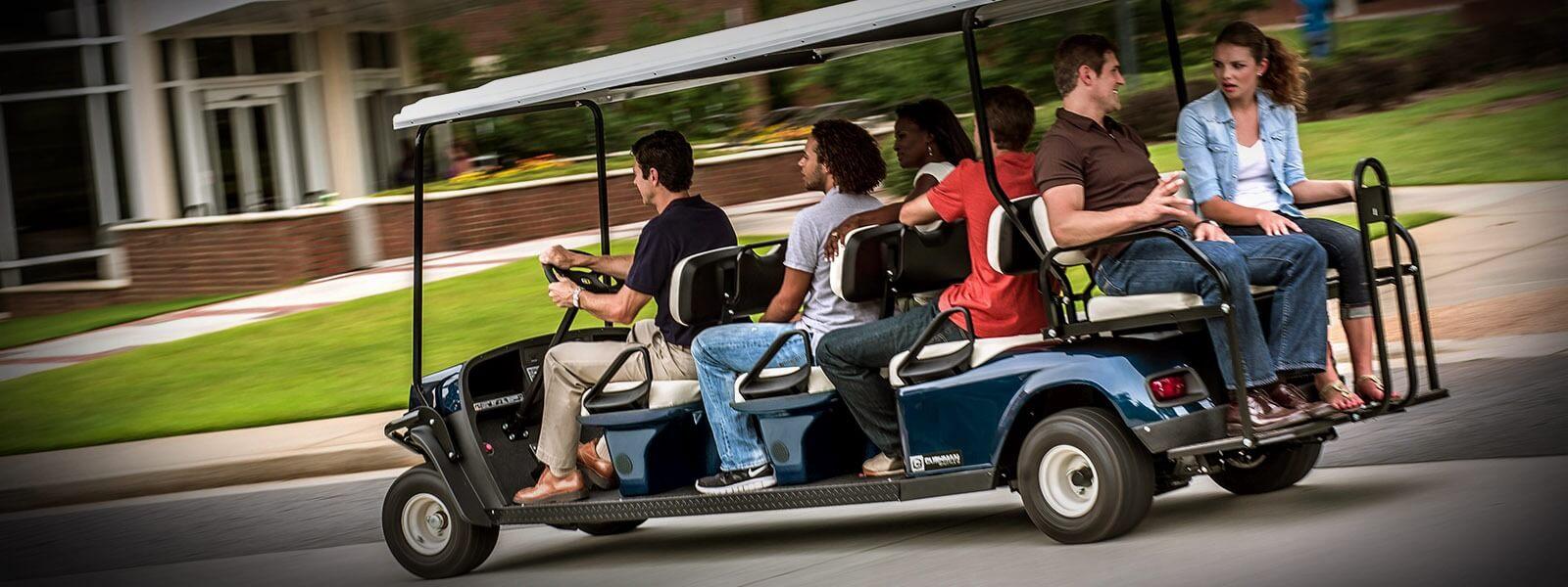 Golf Cart 8 posti Nuova Prezzi