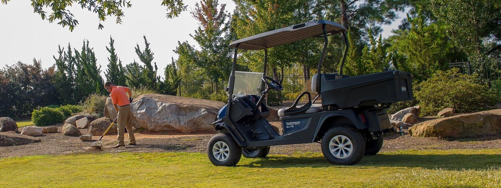 Golf car nuova da Lavoro cassonata